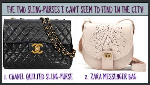 Sling-purse