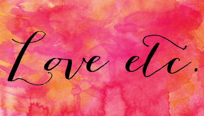 124 Love etc.