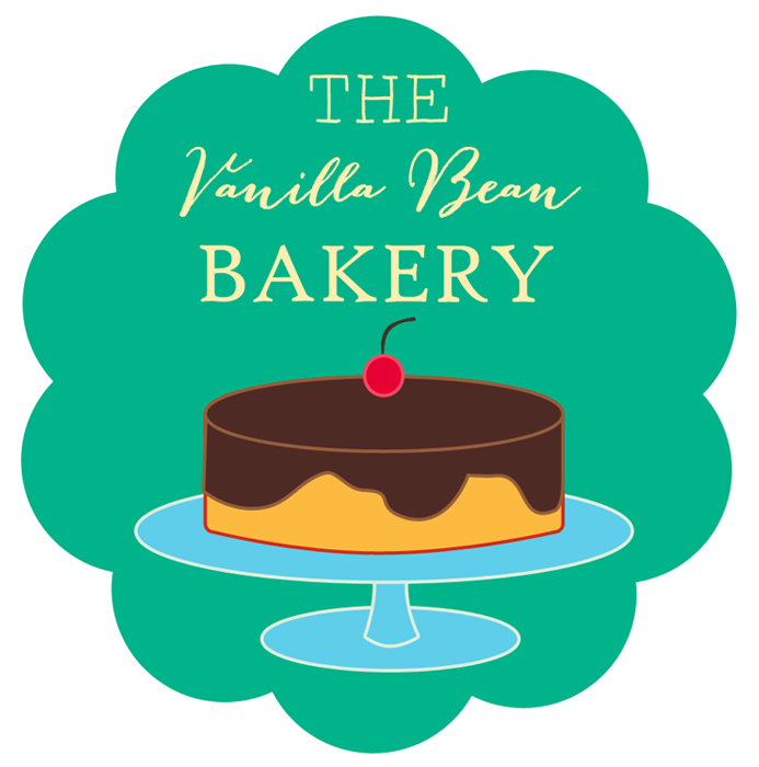 The Vanilla Bean Bakery, Logo, Bakery Logos, The Vanilla Bean Bakery, Logo, Bakery Logos, Bombay Bakeries, Bandra Bakeries, Roshni Vatnani, The Vanilla Bean Bakery by Roshni Vatnani
