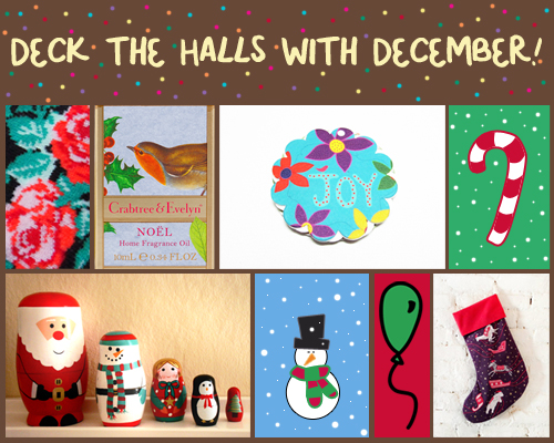 158 Deck the Halls with December!